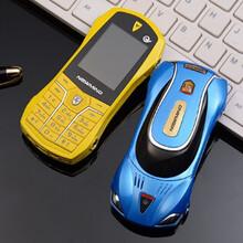 批发新款法拉利电信版汽车模型手机低价电信跑车手机图片