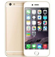 5.5英寸京大屏移动4G双卡双待1G+8G智能手机金色800万像素图片