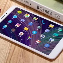 四核7寸金属壳三网4G通话双模双卡双待2G+16G电信4G平板电脑AndroidOS,5.1图片