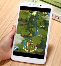 八核7寸苹果原装HD屏双模双卡2G+32G电信4GAndroidOS5.1三网4G通话平板电脑图片