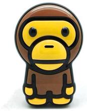 个性卡通大容量20000毫安可爱呆萌大嘴猴充电宝手机移动电源图片