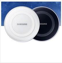 三星快充电无线快充无线充电器S6/s6edge原装正品环形无线充电板黑色图片