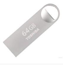 东芝(TOSHIBA)随闪U40164G金属U盘优盘图片