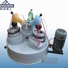 XPM1203玛瑙料钵三头研磨机