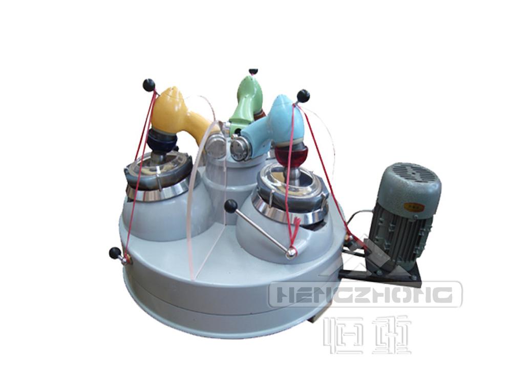 试验设备实验室小型XPM型三头研磨机