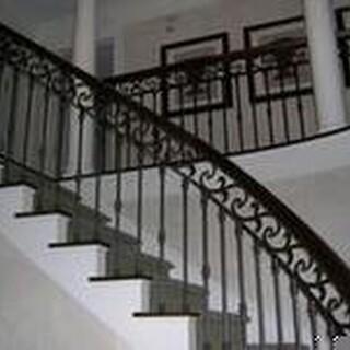 天津静海定做安装不锈钢楼梯扶手、踏步楼梯、整体楼梯、楼梯配件齐全!图片3