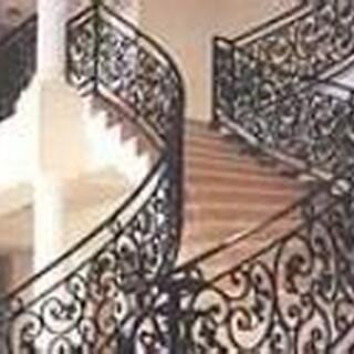 天津静海定做安装不锈钢楼梯扶手、踏步楼梯、整体楼梯、楼梯配件齐全!图片4