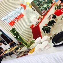 房地产暖场活动、婚礼冷餐、自助餐、会务茶歇、新品发布冷餐会、各种酒会晚宴、客户答谢餐会、BBQ烧烤会、开业餐会。