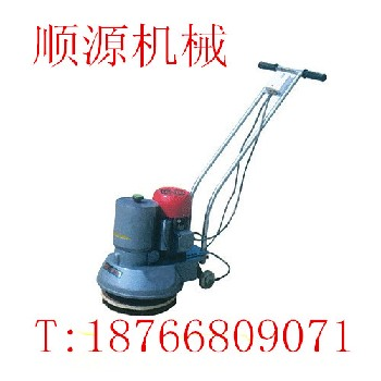 顺源DDG285B型电动打蜡机厂家