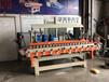 新款巖板磨邊機45度切割磨邊一體機石材加工設備