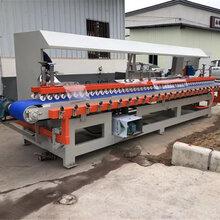 广东佛山远陶机电石英石台面磨边机石材加工机械操作步骤