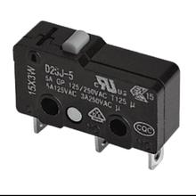 供应OMRON欧姆龙超D2SJ-5GL2-3D小型基本开关全新原装