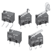 供应OMRON欧姆龙D2F-01-T超小型基本开关原装正品