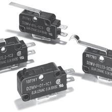 持锐电子供应OMRON欧姆龙D2MV-1L111-1C3小型基本开关全新原装