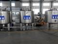 牛奶加工设备牛奶生产线牛奶杀菌设备牛奶加工生产流水线图片