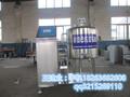 酸奶加工设备鲜奶巴氏杀菌机牛奶加工设备酸奶生产线图片