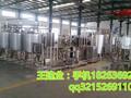 中小型鲜奶加工设备常温鲜奶生产线小型牛奶生产线图片