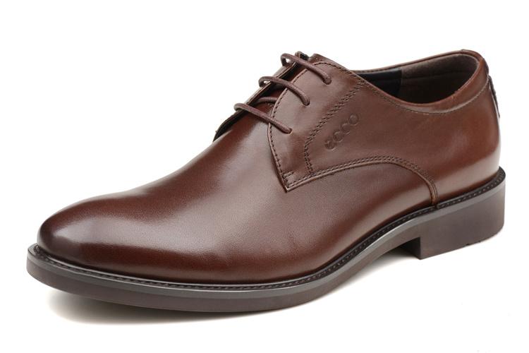 ECCO爱步2016秋冬新款商务皮鞋高端正装工作鞋上班族必备佳品