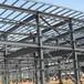 供青海玉树钢结构库房和德令哈钢结构厂房