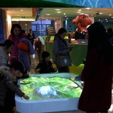 斯当特厂家直销儿童乐园设备互动投影魔幻沙池