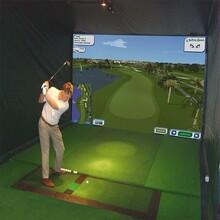 斯当特厂家直销高端商务风高配置高速摄像精品模拟高尔夫设备
