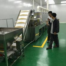 供应黄豆烘烤设备推荐微波烘烤设备图片