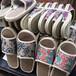 地摊热销10元模式亚麻拖鞋亚麻拖鞋厂家可火烧水泡亚麻拖鞋