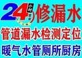 南京仙林大学城水管漏水检测仪器查漏点定位图片
