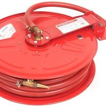 水带卷盘/消火栓箱25米消防软管卷盘图片