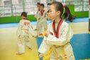 德陽冬季跆拳道培訓班德陽跆拳道-德陽漢武堂圖片