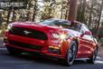 2016款野马Mustang性能版美规2.3T两驱汽油版4座