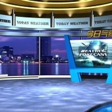 新维讯专业虚拟演播室搭建图片