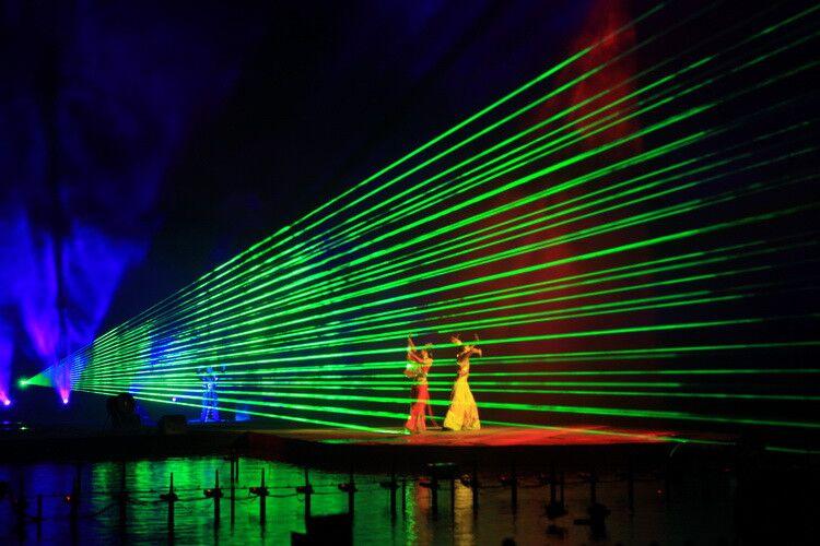 吐鲁番激光灯