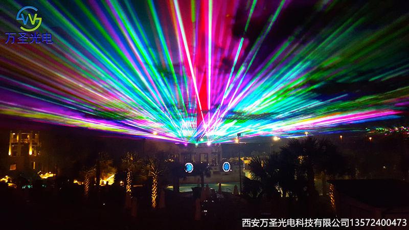 30W科旺特(RGB)进口激光灯-西藏激光灯-拉萨激光灯-万圣激光灯厂家(多图)