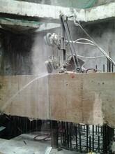 河北廊坊混凝土切割基坑支撑梁拆除