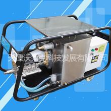 沃力克WL50/22型高壓清洗機意大利進口陶瓷柱塞泵500公斤超大壓力圖片