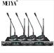 MEIYA/雅声368一拖四无线话筒厂家专业广播音响KTV无线手持唱歌麦克风会议话筒