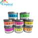 纸张印刷高档环保荧光墨806荧光粉红色油墨环保大豆油墨厂家直销