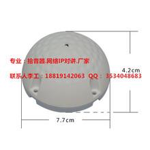 WM-PLUS飞歌高保真降噪拾音器半球式拾音器高清数字拾音器