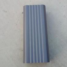 供应江苏彩铝成品天沟雨水槽落水系统图片