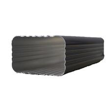 绍兴屋面排屋落水系统、圆形方形彩铝管图片