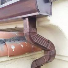 辽宁铝合金方形雨水管外墙排水图片