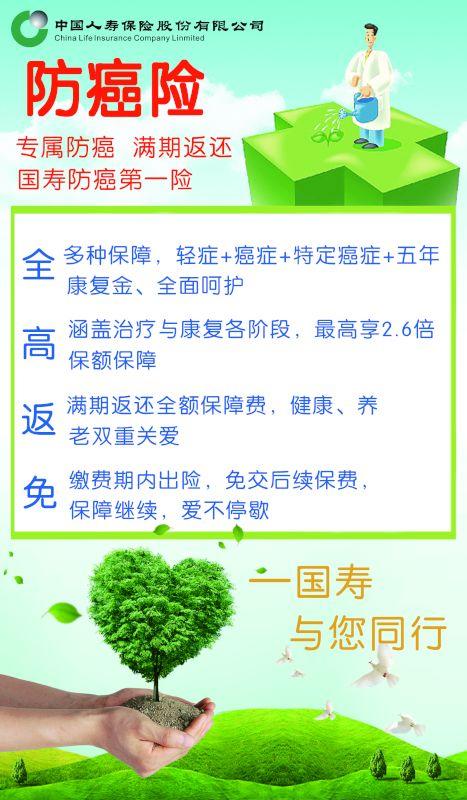 中国人寿国寿福险