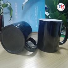 创意人物影像杯工艺礼品水杯工厂直销陶瓷杯子可定制logo