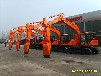 厂家直销火车卸煤机三节臂卸载机加长臂挖掘卸载设备量大优惠质量保证