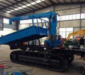 厂家直销履带运输车履带自卸车各种规格型号3T-70T可定制可带吊卸