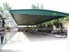 中盛专业定做大排档广告帐篷可移动式雨棚活动彩蓬