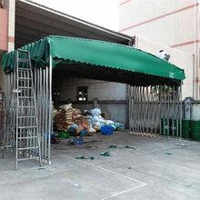 订做大型帐篷门市移动雨棚简易遮雨棚帐篷仓库定制帐篷彩蓬哪里有售大排档棚