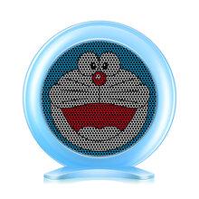 厂家直销,叮当喵YF-DM90卡通迷你暖风机小型礼品取暖器,办公室电暖器