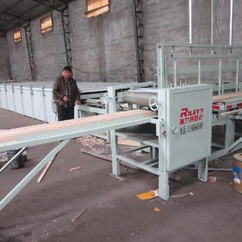 瑞力特全自动冷热压两用拼板机RLT-17PBZ厂家直销
